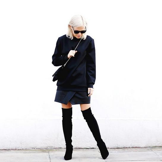 Jessie Bush We Style The People Fashion Blogger